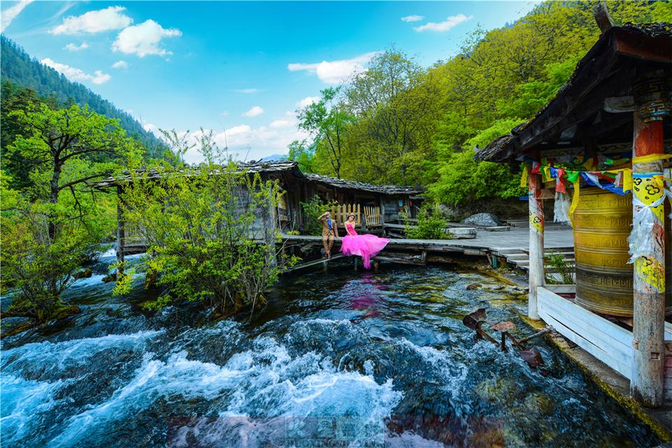 九寨沟/Global Travel&Jiuzhaigou